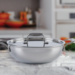 Tri Ply Cookware