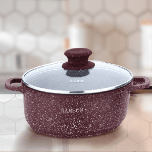 Non-Stick Induction Cookware